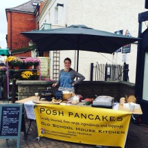 My first market stall day!