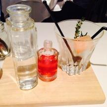 My 'gin' drink